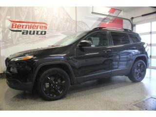 Used 2016 Jeep Cherokee V6 SPORT ATTITUDE 4X4 for sale in Lévis, QC