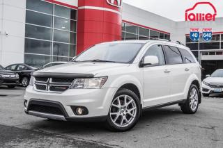 Used 2014 Dodge Journey R/T // 7 PASSAGERS,DVD,MAG S2729A  BLANC for sale in Terrebonne, QC