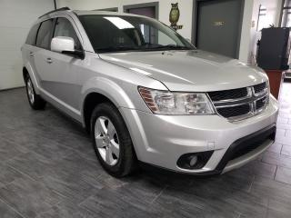 Used 2011 Dodge Journey SXT 7 PASS V/6 TOIT for sale in Châteauguay, QC