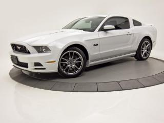 Used 2014 Ford Mustang GT TRACK PACK BREMBO V8 5.0L PREMIUM MANUEL for sale in Brossard, QC