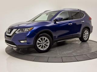 Used 2017 Nissan Rogue SV CAM DE RECUL SIÈGES CHAUFFANTS BLUETOOTH CRUISE for sale in Brossard, QC
