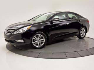 Used 2011 Hyundai Sonata LIMITED TOIT OUVRANT BLUETOOTH CUIR CRUISE for sale in Brossard, QC