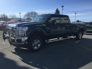 Used 2011 Ford F-250 XLT - 4X4 - CREW - MAGS/JANTES for sale in Drummondville, QC