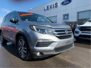 Used 2016 Honda Pilot 4WD 4dr Touring for sale in Lévis, QC