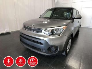 Used 2018 Kia Soul LX for sale in Québec, QC