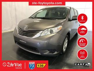 Used 2015 Toyota Sienna LE for sale in Québec, QC