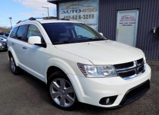 Used 2014 Dodge Journey **R/T,4X4,BAS KILO,MAGS,BLUETOOTH** for sale in Longueuil, QC