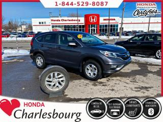 Used 2016 Honda CR-V EX AWD **TOIT OUVRANT**UN PROPRIÉTAIRE** for sale in Charlesbourg, QC