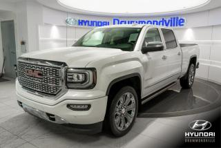 Used 2016 GMC Sierra 1500 DENALI ULTIMATE PACKAGE + GARANTIE + WOW for sale in Drummondville, QC