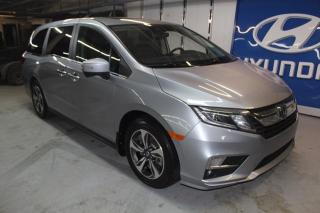 Used 2018 Honda Odyssey EX-L ( CUIR,TOIT,DVD ) for sale in St-Constant, QC