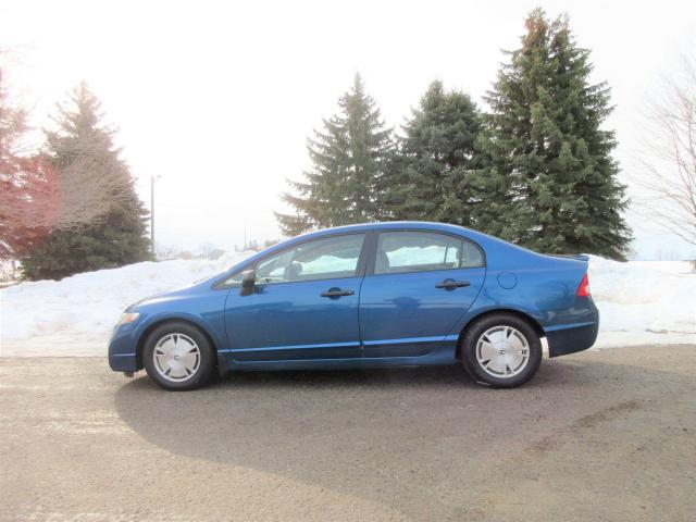 2011 Honda Civic DXG- Automatic