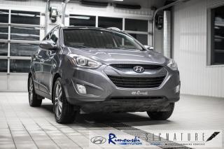 Used 2014 Hyundai Tucson 2.4L Limited chez Rimouski Hyundai for sale in Rimouski, QC