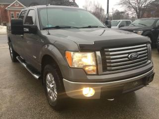 Used 2011 Ford F-150 XTR | Chrome | 4X4 | Rear View Camera for sale in Harriston, ON