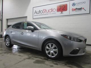 Used 2015 Mazda MAZDA3 AUTOMATIQUE**CRUISE**BLUETHOOT for sale in Mirabel, QC