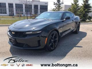 New 2020 Chevrolet Camaro LT for sale in Bolton, ON