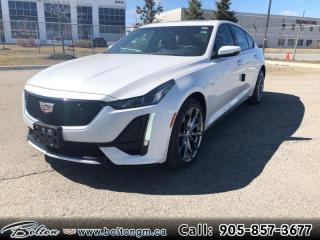 New 2020 Cadillac CTS Sport - Sunroof - $343 B/W for sale in Bolton, ON