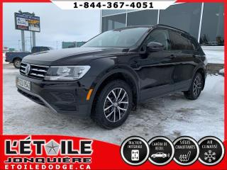 Used 2019 Volkswagen Tiguan 2.0T S 4Motion AWD for sale in Jonquière, QC