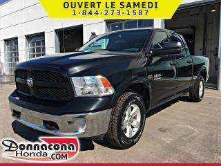 Used 2017 RAM 1500 Outdoorsman *5.7 HEMI* CREW CAB* for sale in Donnacona, QC