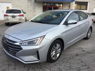 Used 2020 Hyundai Elantra Preferred w/Sun & Safety Package IVT for sale in Ottawa, ON