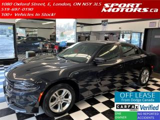 Used 2019 Dodge Charger SXT+Apple+Android CarPlay+New Tires+Accident Free for sale in London, ON