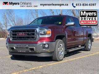 Used 2015 GMC Sierra 1500 SLT  2 SETS OF TIRES AND RIMS! for sale in Orleans, ON
