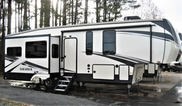 2020 Forest River SIERRA 5TH WHEEL 321RL Luxury