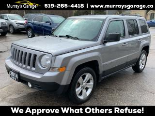 Used 2014 Jeep Patriot SPORT for sale in Guelph, ON