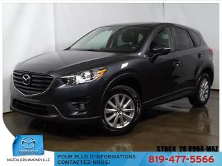 Used 2016 Mazda CX-5 |GS|SIEGCHAUF|TOITOUV|MAG|GARANTIE|CAM for sale in Drummondville, QC