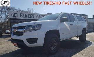 Used 2018 Chevrolet Colorado 4WD NEW TIRES/HD FAST WHEELS!! for sale in Barrie, ON