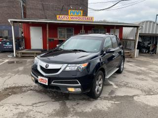 Used 2011 Acura MDX SH-AWD for sale in Scarborough, ON