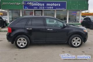 Used 2011 Ford Edge SEL for sale in Winnipeg, MB