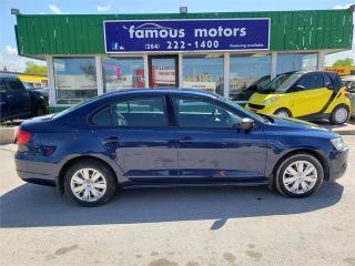 Used 2012 Volkswagen Jetta Sedan Trendline+ for sale in Winnipeg, MB