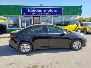 Used 2012 Chevrolet Cruze LS+ w/1SB for sale in Winnipeg, MB