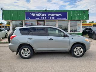 Used 2007 Toyota RAV4 for sale in Winnipeg, MB
