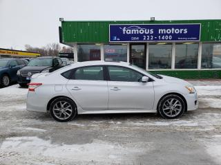 Used 2013 Nissan Sentra S for sale in Winnipeg, MB