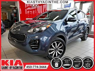Used 2017 Kia Sportage EX AWD ** CAMÉRA DE RECUL / MAGS for sale in St-Hyacinthe, QC