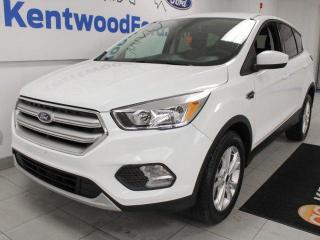 Used 2019 Ford Escape SE 4WD ecoboost-heated power seats-push start/stop- keyless entry-back up cam for sale in Edmonton, AB