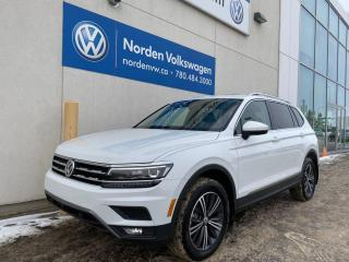 New 2020 Volkswagen Tiguan Highline for sale in Edmonton, AB