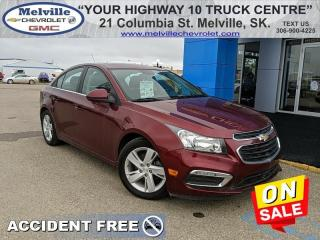 Used 2015 Chevrolet Cruze DIESEL for sale in Melville, SK
