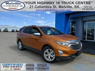 Used 2018 Chevrolet Equinox Premier for sale in Melville, SK
