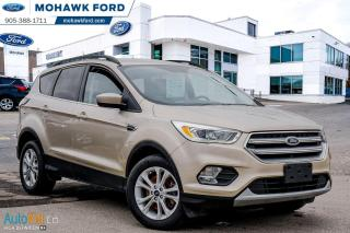 Used 2017 Ford Escape SE AWD for sale in Hamilton, ON