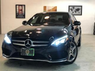 Used 2016 Mercedes-Benz C-Class AMG | Rear Camera | Navi | Blind Spot | Pano Roof for sale in Pickering, ON