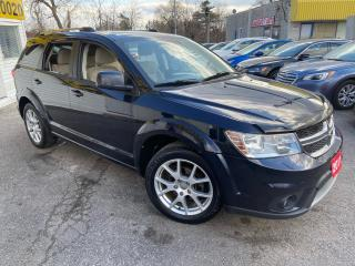 Used 2011 Dodge Journey SXT/ 7 SEATER/ PWR SEAT/ PWR GROUP/ ALLOYS & MORE! for sale in Scarborough, ON