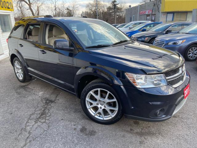 2011 Dodge Journey SXT/ 7 SEATER/ PWR SEAT/ PWR GROUP/ ALLOYS & MORE!