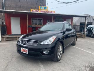 Used 2012 Infiniti EX35 PREMIUM for sale in Scarborough, ON