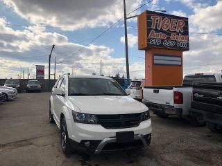 Used 2015 Dodge Journey Crossroad**7 PASS**ONLY 101KM*NAVI**CAM**CERTIFIED for sale in London, ON