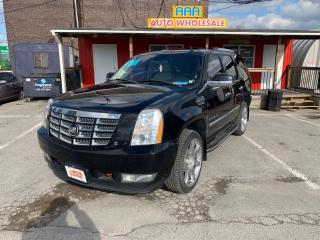 Used 2007 Cadillac Escalade LUXURY for sale in Scarborough, ON