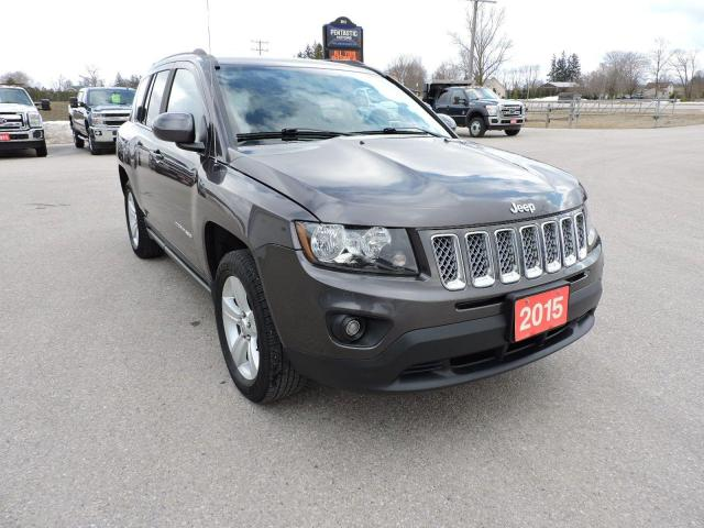 2015 Jeep Compass Sport. 4x4. Heated seats . Only 83000 KM