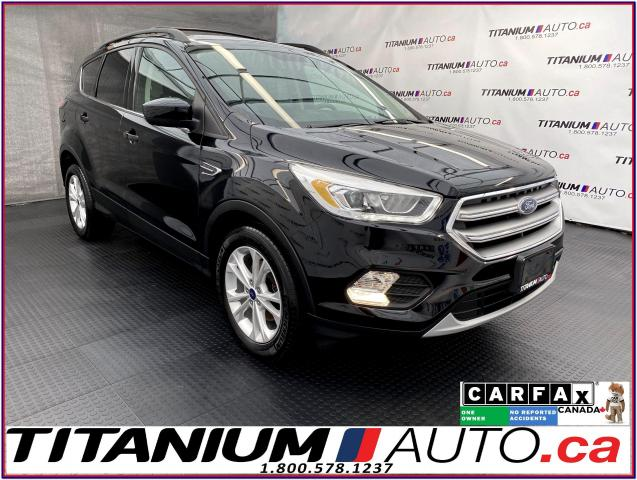 2017 Ford Escape SE EcoBoost+GPS+Camera+Pano Roof+Heated Power Seat