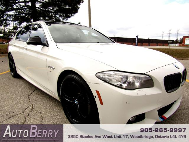 2014 BMW 5 Series 528i - xDrive - M Sport Package